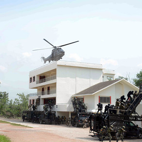 MARS Elevated Tactics System highlighted during ADMM-Plus 2016 Counter Terror Exercises