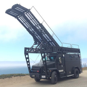 Daly City Police & San Mateo County Sheriff purchase a MARS Elevated Tactics System