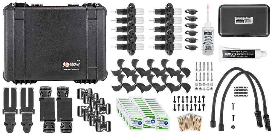 Jetboots Maintenance Kit