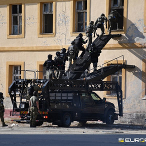 MARS & ARC used in ATLAS Network counter-terror exercise in Slovakia