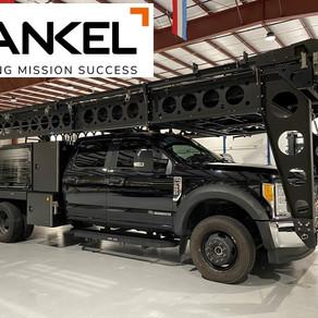Patriot3 & Jankel Armouring deliver 'Next Generation' GUARDIAN Counter Terror Assault Vehicle