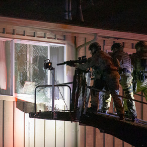 Arapahoe County Sheriff deploy MARS on Barricade Situation