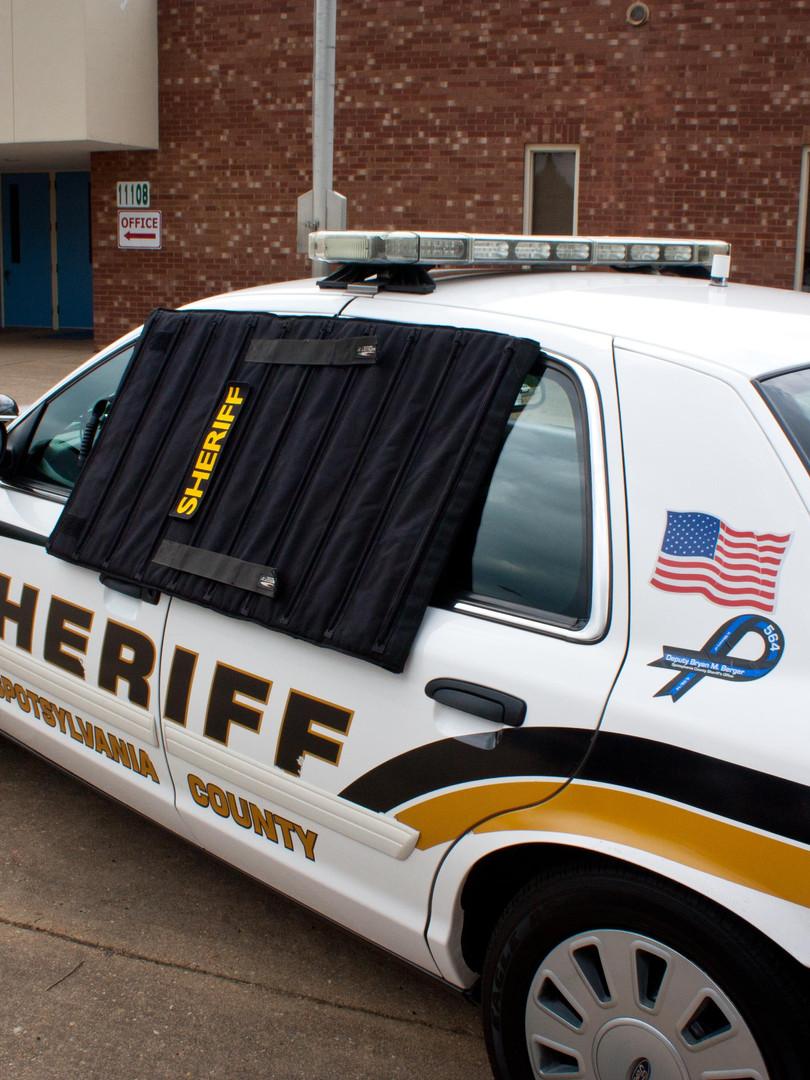 Flex Shield Door Mounted