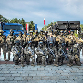 EKO COBRA demonstrate their MARS Elevated Tactics System during their 40th Anniversary!