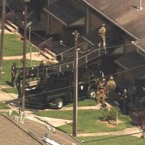 Houston Police SWAT use MARS RDD to resolve standoff!
