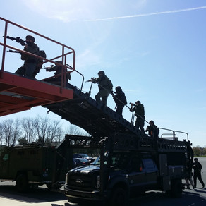 MARS RDD Elevated Tactics System Highlighted in Advanced SWAT Tactics Course