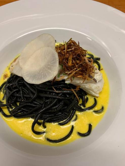Blackened Linguini