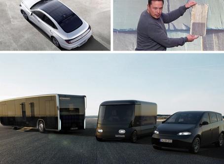 The Evolution of Solar Technology - A Solar Car?