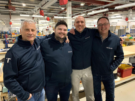 TRAILAR Completes Successful Management Buy-Out from DPDHL Group