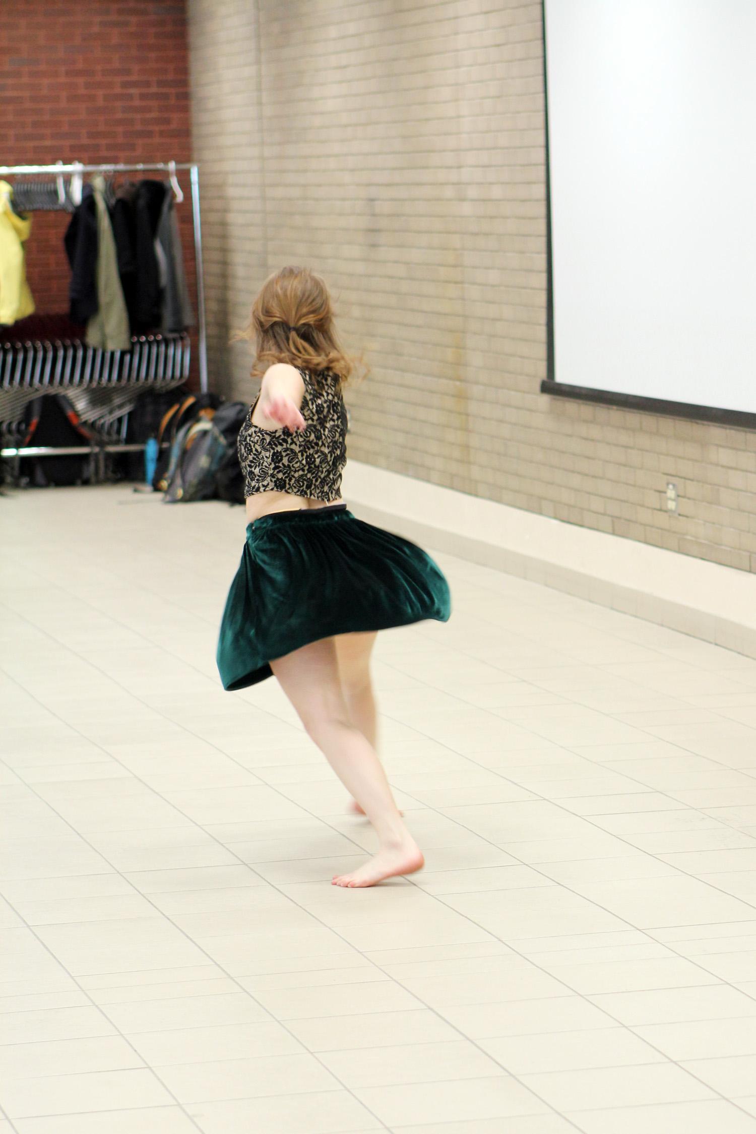 Janelle Pawluk - MOD Contemporary Dance Movement