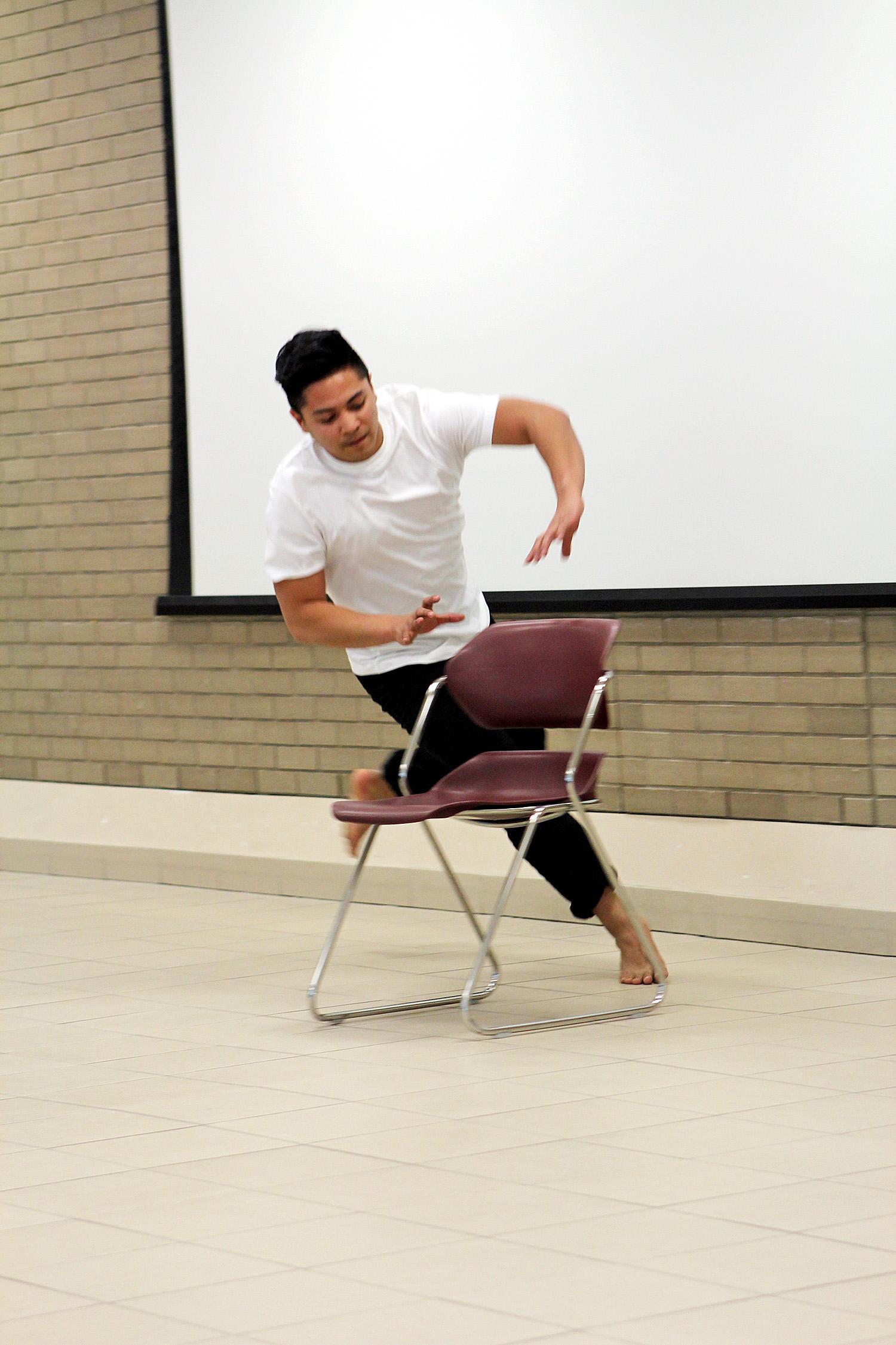 Julian Lucila - MOD Contemporary Dance Movement