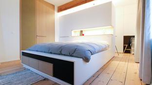 Dressings / Chambres à coucher