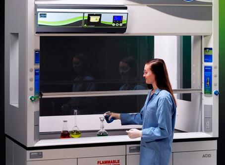 ¿Cómo funcionan las cabinas de extracción sin ductos para Laboratorios?