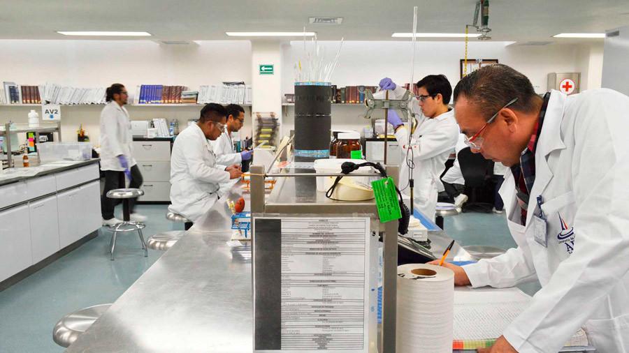Seguridad ambiente laboratorio Colombia