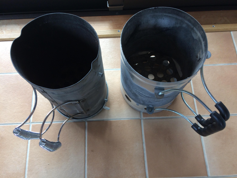 炭おこし器