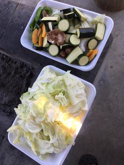 バランスBセット焼野菜