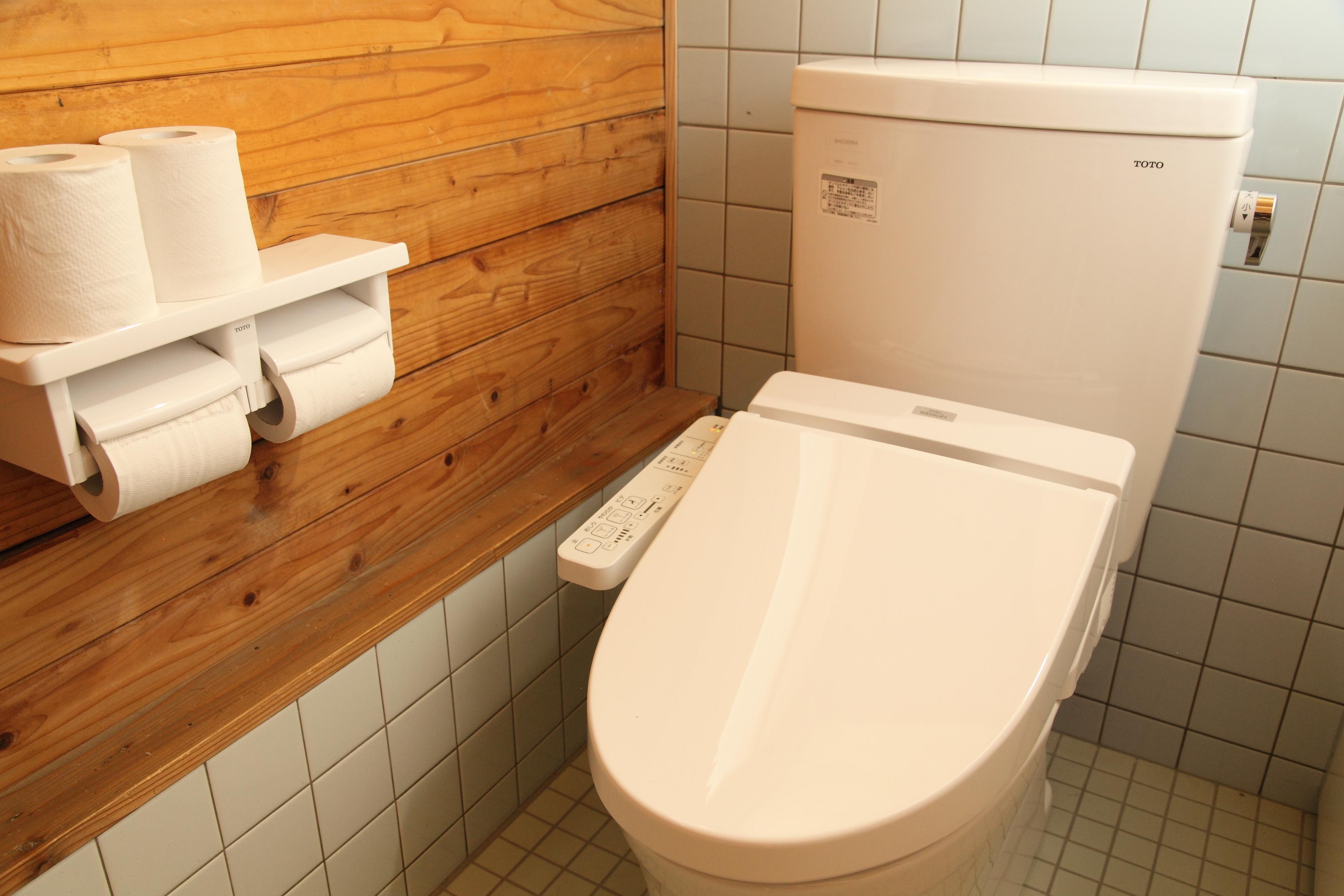 ログトイレ