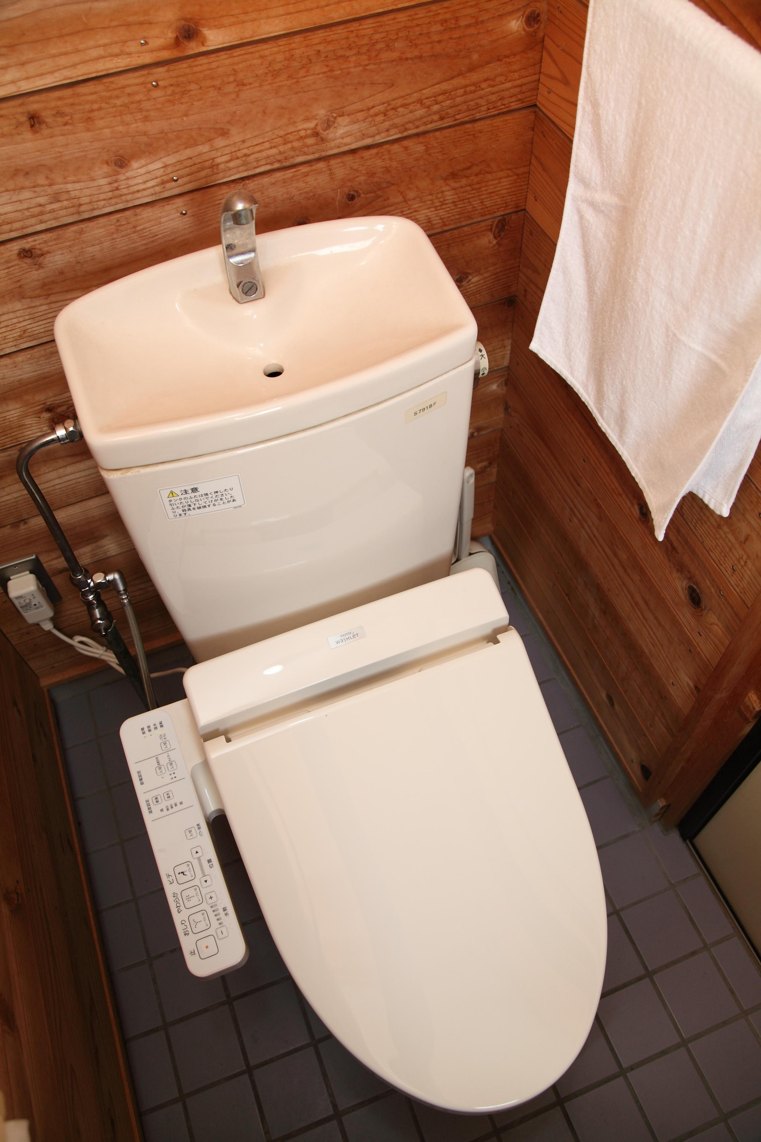 B-トイレ