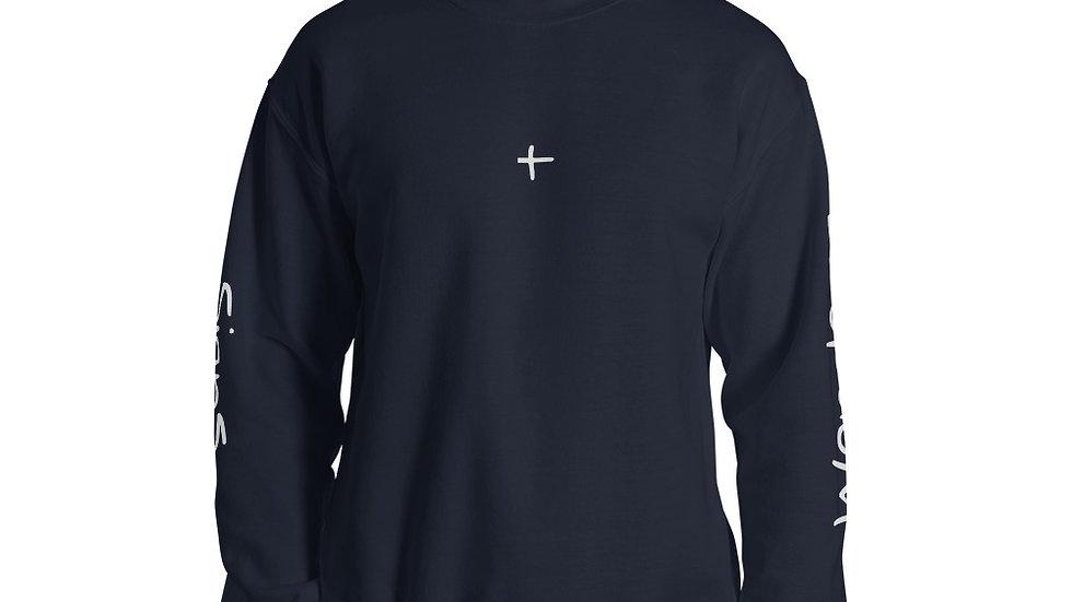 Signs + Wonders Crew Neck Sweatshirt