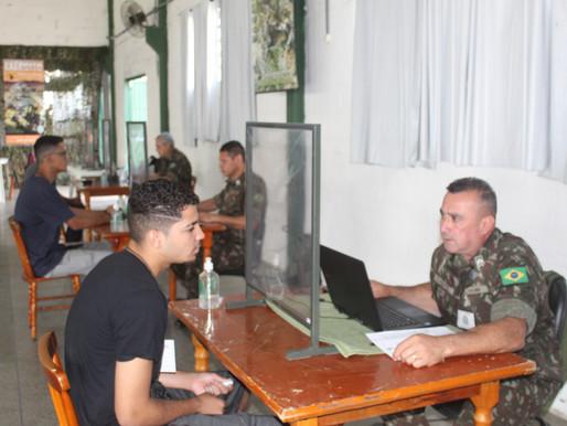 Depois de 28 anos, Guaíba realiza o  processo de Seleção do Serviço Militar