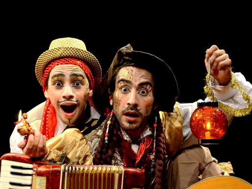 Guaíba recebe espetáculo de teatro