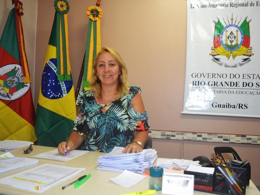 Depois de seis anos, Vera Almeida deixa a 12ª CRE