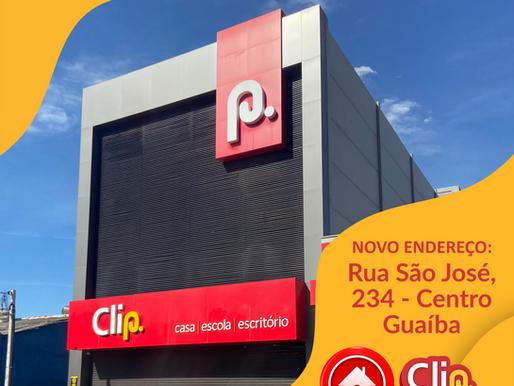 Loja Clip inaugura nova sede na rua São José, em Guaíba