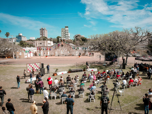 1° Pantheon Municipalista do Rio Grande do Sul é inaugurado em Guaíba