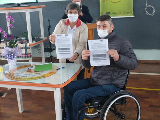 PROJARI apresenta iniciativa de instalação de painéis solares