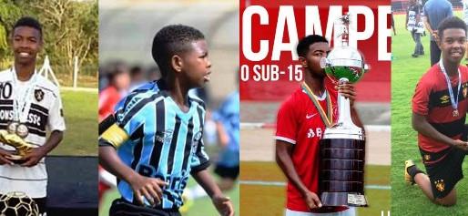 Jogador que iniciou no Bonsucesso/Guaíba vive  bom momento no Sport Recife