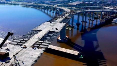 Começa neste sábado desvio em virtude das obras na nova Ponte
