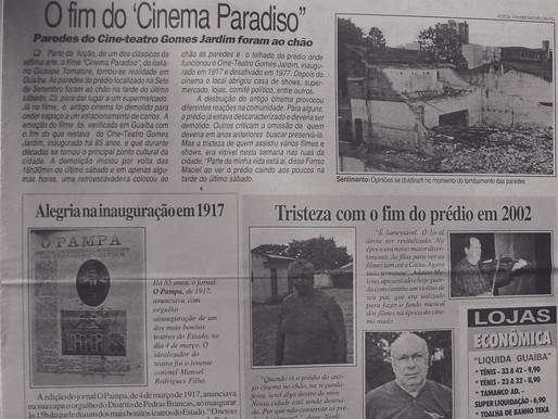 Há 20 anos: Guaíba encerrava ciclo do cinema e iniciava nova fase com o Festival Estudantil