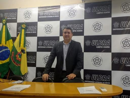 Diretor da Ulbra apresenta dois novos cursos em Guaíba