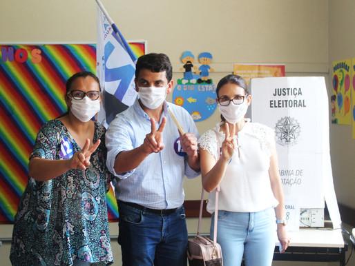 Maranata é o novo prefeito de Guaíba