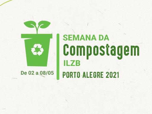 Semana da Compostagem tem edição inédita em Porto Alegre