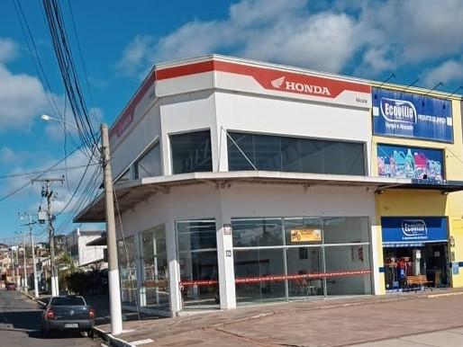 Concessionária Honda reabre em Guaíba na Nestor Jardim