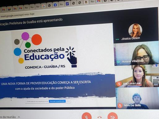 Campanha do Comdica busca arrecadar celulares e computadores para estudantes carentes