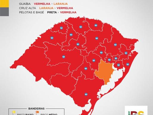 Região se aproxima das 150 mortes por Covid-19