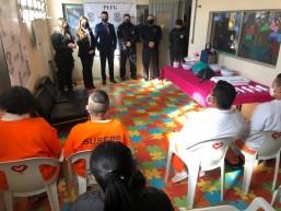 Apenadas da Penitenciária de Guaíba recebem certificado de curso em manutenção predial