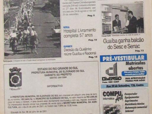 Há 20 anos na Folha
