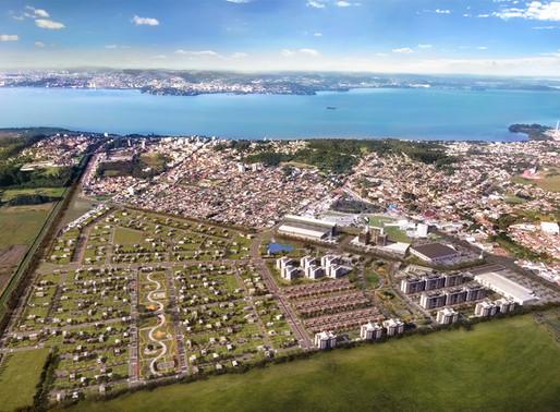Município recebe oito novos  empreendimentos imobiliários
