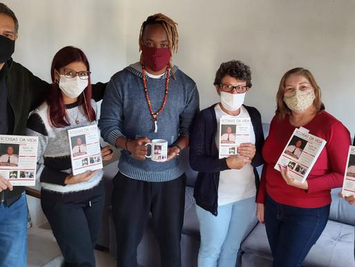 Livro resgata as crônicas do jornalista Valdir do Carmo