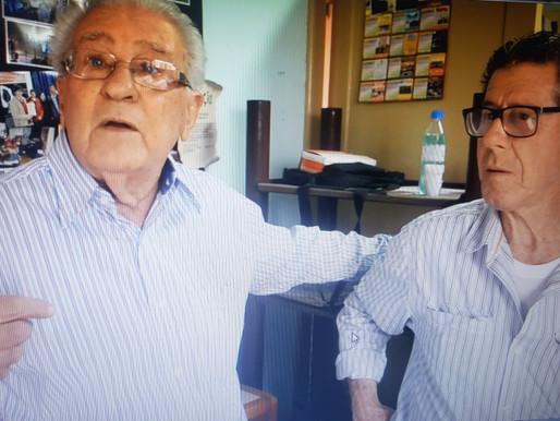 Morre funcionário do antigo cinema de Guaíba:  Walter Carneiro,  83 anos