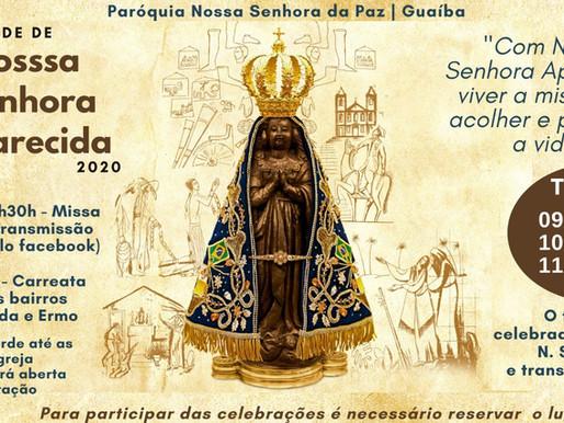 Festa de Aparecida em Guaíba