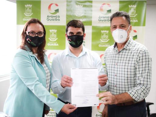 Unimed Poa doa mobiliário ao município de Guaíba