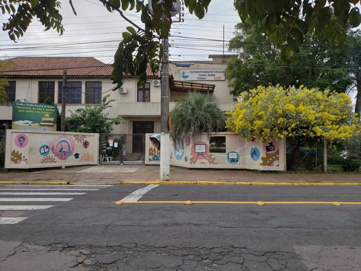 Cerca de 3 mil alunos realizam prova do Enem em Guaíba