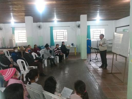 Inscrições para novo coral da Igreja da Paz