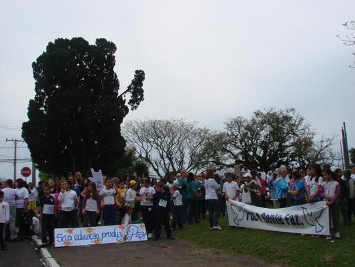 A paz de Ponche Verde
