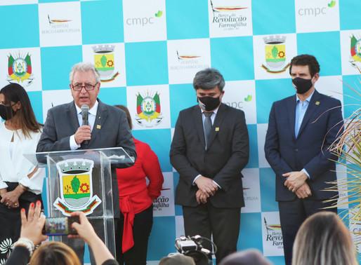 Dia histórico para Guaíba