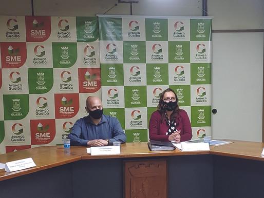 Secretária de Educação lança campanha pró-vacina